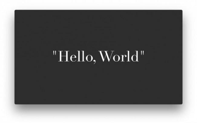 世界,您好!-耗子博客